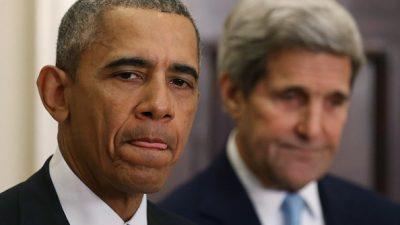 Obama-Regierung handelte Iran-Deal aus und ließ Kampagne gegen internationalen Drogenhandel der Hisbollah scheitern