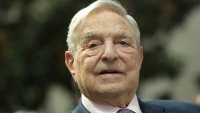 Georg Soros will neues Brexit-Referendum erzwingen