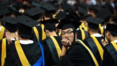 Denunziation enthüllt Informantensystem an Chinas Universitäten