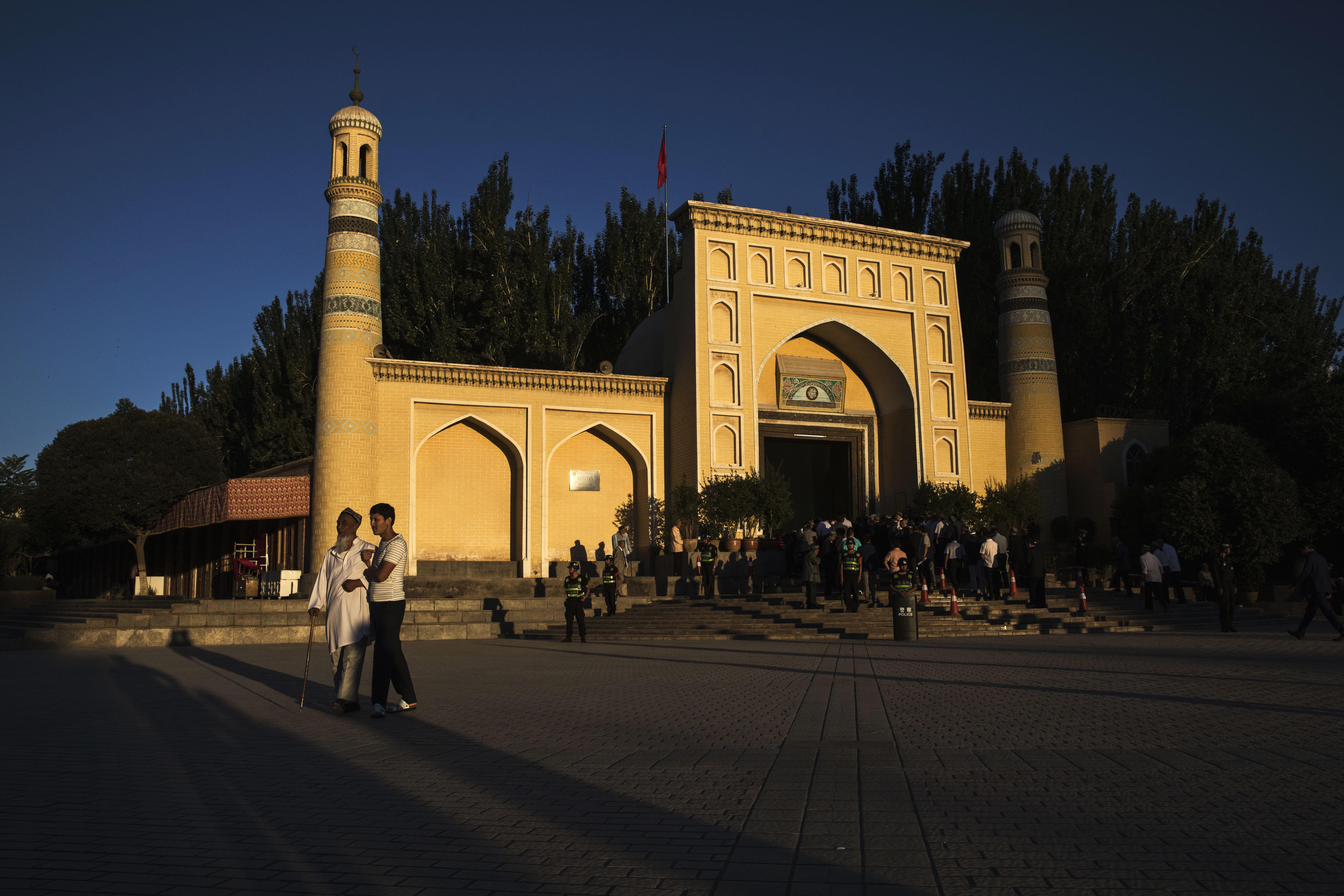 UN: China hält zwei Millionen Uighuren in Internierungslagern gefangen