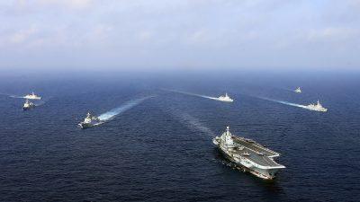Chinas Regierungsspione stehlen Marinetechnologie von US-Unternehmen