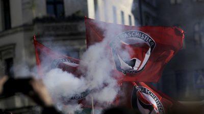 """Politischer Kampf zur Europa-Wahl: Linksextremisten rufen zum """"Antifaschistischen Aktionsmonat"""" gegen AfD auf"""