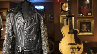 Gitarre von Bob Dylan für fast halbe Million Dollar versteigert