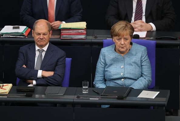 """Merkel verteidigt Bundeshaushalt: """"Was wir da schaffen ist Generationengerechtigkeit pur"""""""