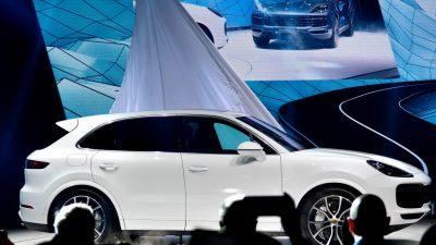 Porsche bestätigt: Weltweit rund 60.000 manipulierte Porsche-Diesel zurückgerufen