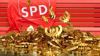 """Sigmar Gabriel zur SPD: """"Wir müssen mehr sein wollen als der Betriebsrat der Nation"""""""