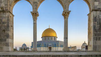 Lebenslang für Palästinenser wegen Landverkaufs an Juden