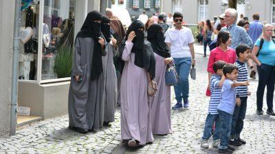 Dänemark verbietet Vollverschleierung in der Öffentlichkeit