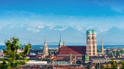 München: 30.000 Menschen demonstrierten gegen das geplante Polizeigesetz