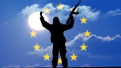 Zahl der islamistischen Angriffe in Europa mehr als verdoppelt