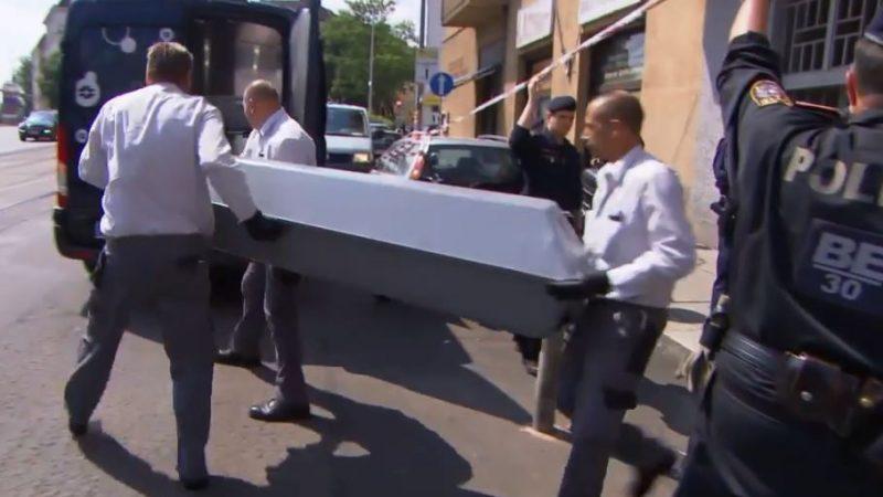 Wien Wollte Einfach Irgendwen Umbringen Jugendlicher Tötet