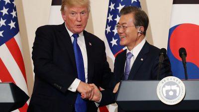 Chinas Staatsmedien schlagen neuen Ton an – Keine Anti-Trump-Rhetorik mehr – Was steckt dahinter?