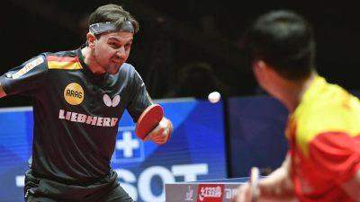 Deutschland verliert Endspiel gegen China