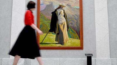 Das Wandern ist der Künstler Lust