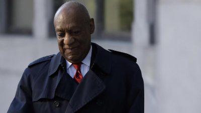 Verurteilung von Ex-Fernsehstar Bill Cosby wegen sexuellen Missbrauchs aufgehoben