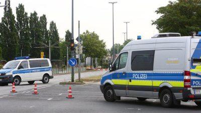 Dresden: Aktivisten besetzen leerstehendes Haus – Polizei ermittelt
