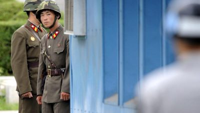 US-Sanktionen gegen chinesische und russische Firma wegen Nordkorea