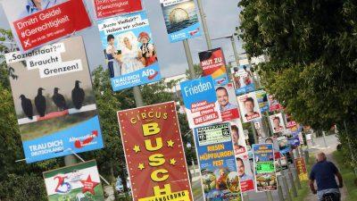 Wie stark ist die AfD inzwischen in Deutschland verankert?