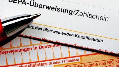 Trickbetrüger: Polizei warnt Vereine vor gefälschten Zahlungsanweisungen