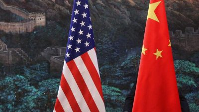 US-China-Handelskrieg schadet der chinesischen Wirtschaft