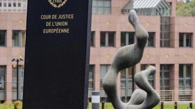 EuGH: Staat muss Überstellung eines Asylbewerbers zustimmen