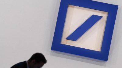 Aktienkurs stürzt ab: Nöte der Deutschen Bank in USA verschärfen sich