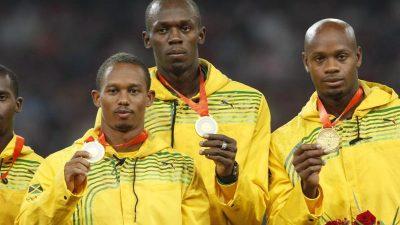 Bolt verliert Staffel-Gold endgültig