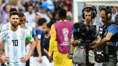 Medien entsetzt nach Argentiniens WM-Aus