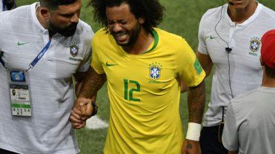 Selecao-Arzt: Marcelo für Mexiko-Spiel weiter fraglich