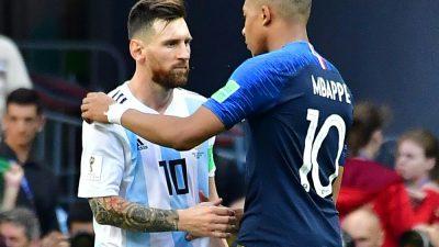 Frankreich – Argentinien 4:3 (1:1): Szenen, Fakten, Zitate