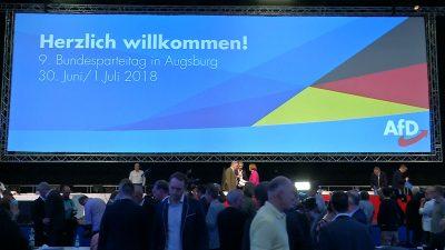 AfD-Parteitag: Zusammenfassung der Ergebnisse – Stickstoffdioxid-Grenzwerte überprüfen, Sozialpolitik 2019