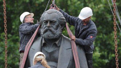 Denkmäler von Rassisten stürzen: Wann ist Karl Marx an der Reihe?