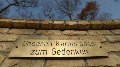 Stell dir vor, es ist Tag der deutschen Veteranen – aber keiner geht hin!