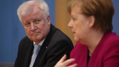 """Medien warnen Merkel: """"Nicht Stabilität des Landes riskieren für eine Politik, die keiner will"""""""