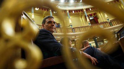 Pedro Sánchez und die sozialistische Machtergreifung in Spanien