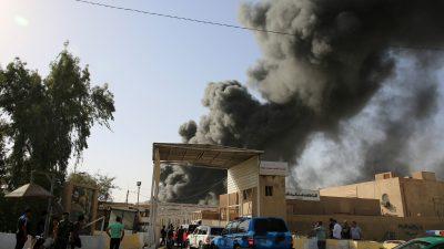 Irakisches Parlament fordert Ausweisung ausländischer Truppen