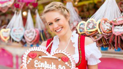 Traditioneller Fassanstich eröffnet das Münchner Oktoberfest