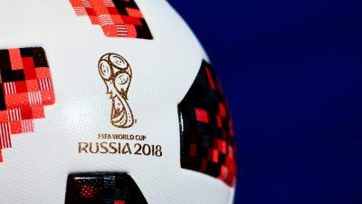 FIFA-Sanktionen: Rund 95.000 Euro an Geldstrafen