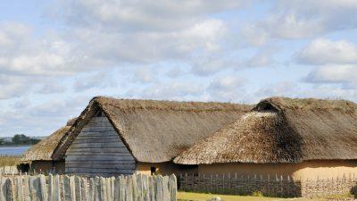 Unesco nimmt Wikingerstätte in Schleswig-Holstein in Welterbeliste auf