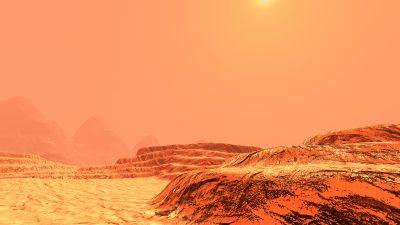 Der CO2-Schwindel (IV): Auch auf dem Mars schmolzen die Polkappen in den letzten 14 Jahren, Pluto erwärmte sich um 2 Grad