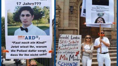 Kuscheln mit dem Killer: Abschirmung im Kandel-Prozess – Laut ARD soll Abdul D. später nicht immer daran erinnert werden