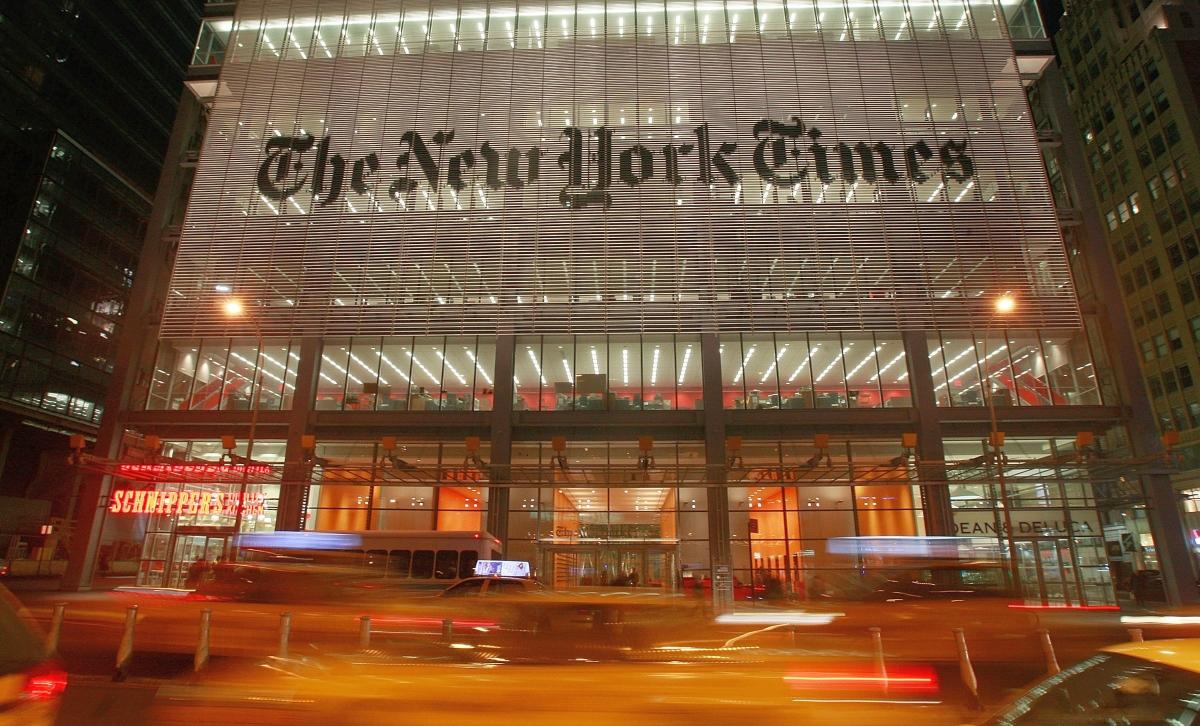 Anonymer Trump-Gegner in New York Times: Tiefer Staat will Bürger vor sich selbst schützen
