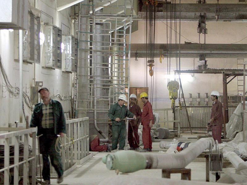 Iranisches Akw Buschehr wieder hochgefahren