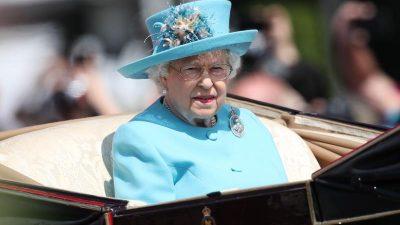 Großbritannien: Gerüchte um geheime Evakuierungs-Pläne der Queen