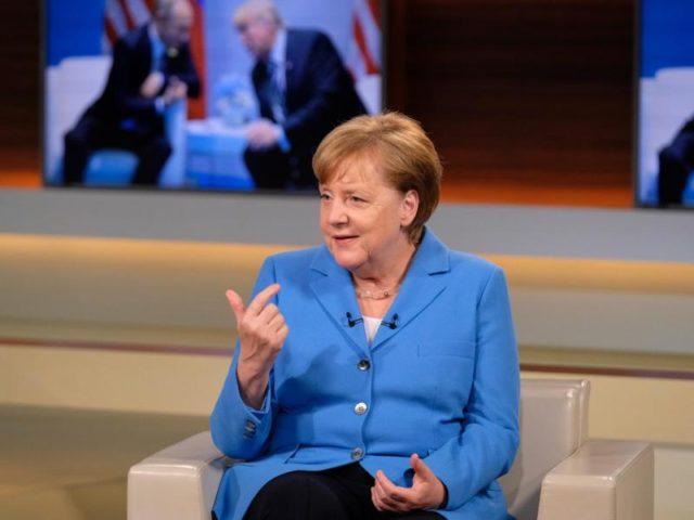 """Merkels Flucht in die Verantwortung für das """"Allermeiste"""""""