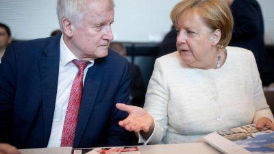 Angebliche Falschmeldung über Ende der Fraktionsgemeinschaft CDU/CSU