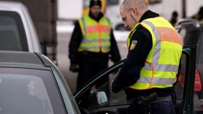 Deutsche Grenze in Bayern: Rumänischer Kinderschänder wollte einreisen – Polizei setzt Europa-Haftbefehl in Vollzug