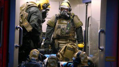 Unterschätzter Islamist: Rizin-Giftmischer von Köln plante konkreten Anschlag mit Bio-Bombe