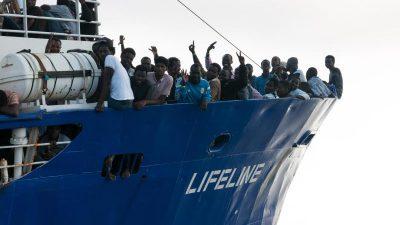 """""""Lifeline""""-Kapitän aus Bayern auf Malta zu 10.000 Euro Geldstrafe verurteilt"""