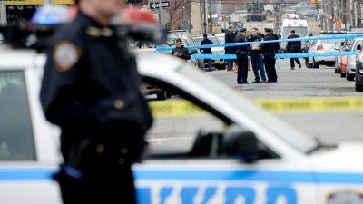 Schüsse in US-Zeitungsredaktion – Mehrere Tote, ein Verdächtiger wurde verhaftet